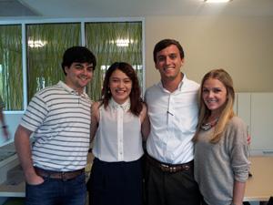 Silvia Ayala and the Thackeray Partners team.